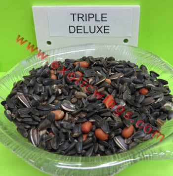 Triple Deluxe Wild Bird Seed by Conestogo Bird Seed Company - Exotic Wings and Pet Things