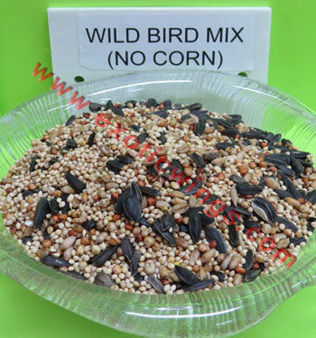 Wild Bird Mix by Conestogo Bird Seed Company - Exotic Wings and Pet Things