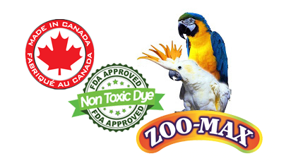Zoo-Max 620 SILO MAMMOTH Parrot Toy