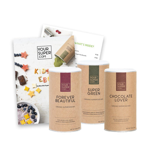 Kids Bundle - Your Superfoods