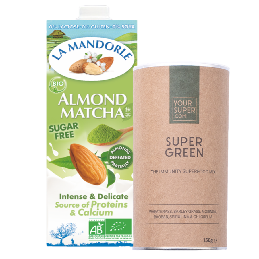 lean green smoothie bundle - jadon group