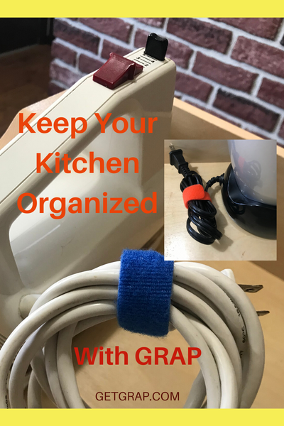 Organizing the Kitchen With GRAP