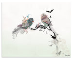 Love Birds Painting - Liz Kapiloto Art & Design