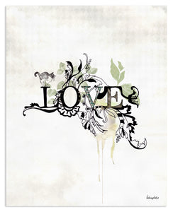 Love Painting - Liz Kapiloto Art & Design