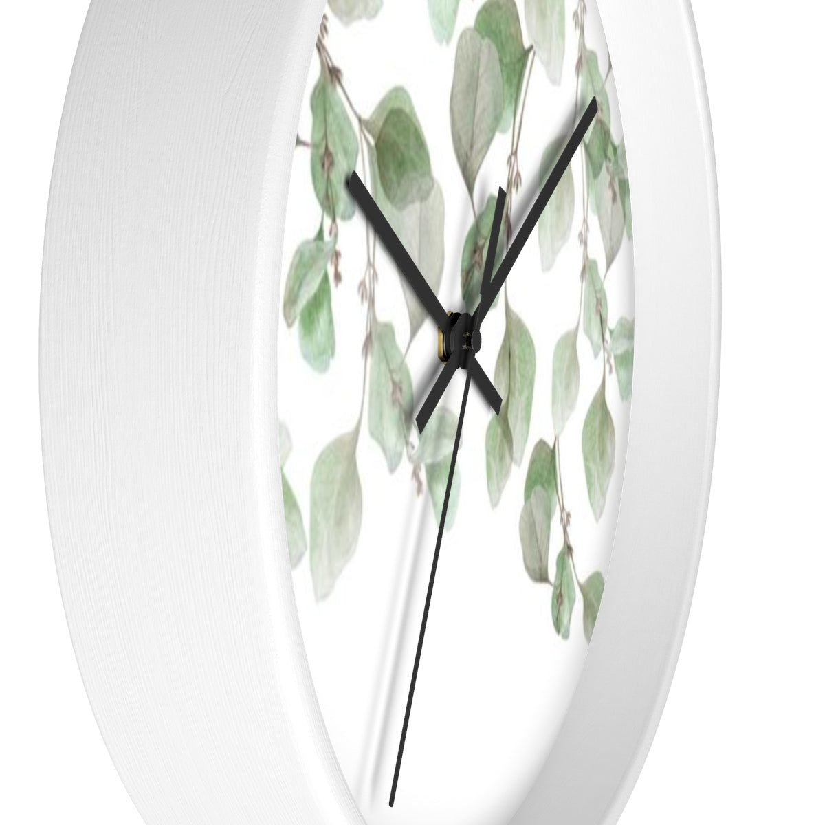 Leaves Wall Clock - Liz Kapiloto Art & Design
