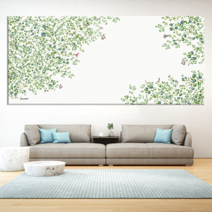 Tree - Large Canvas - Liz Kapiloto Art & Design
