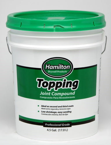 Hamilton Green Dot Topping (T) 18L Pl