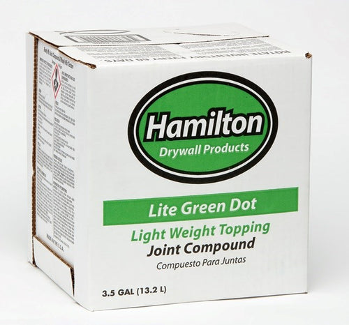Hamilton Lite Green Dot Topping (T)13.6L
