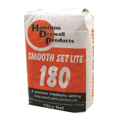 Hamilton Smoothset Lite 180 18Kg Bag