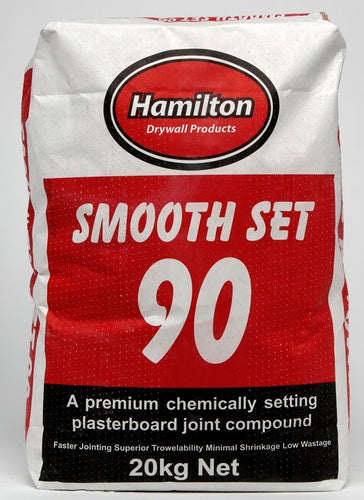 Hamilton Smoothset 90 20Kg Bag