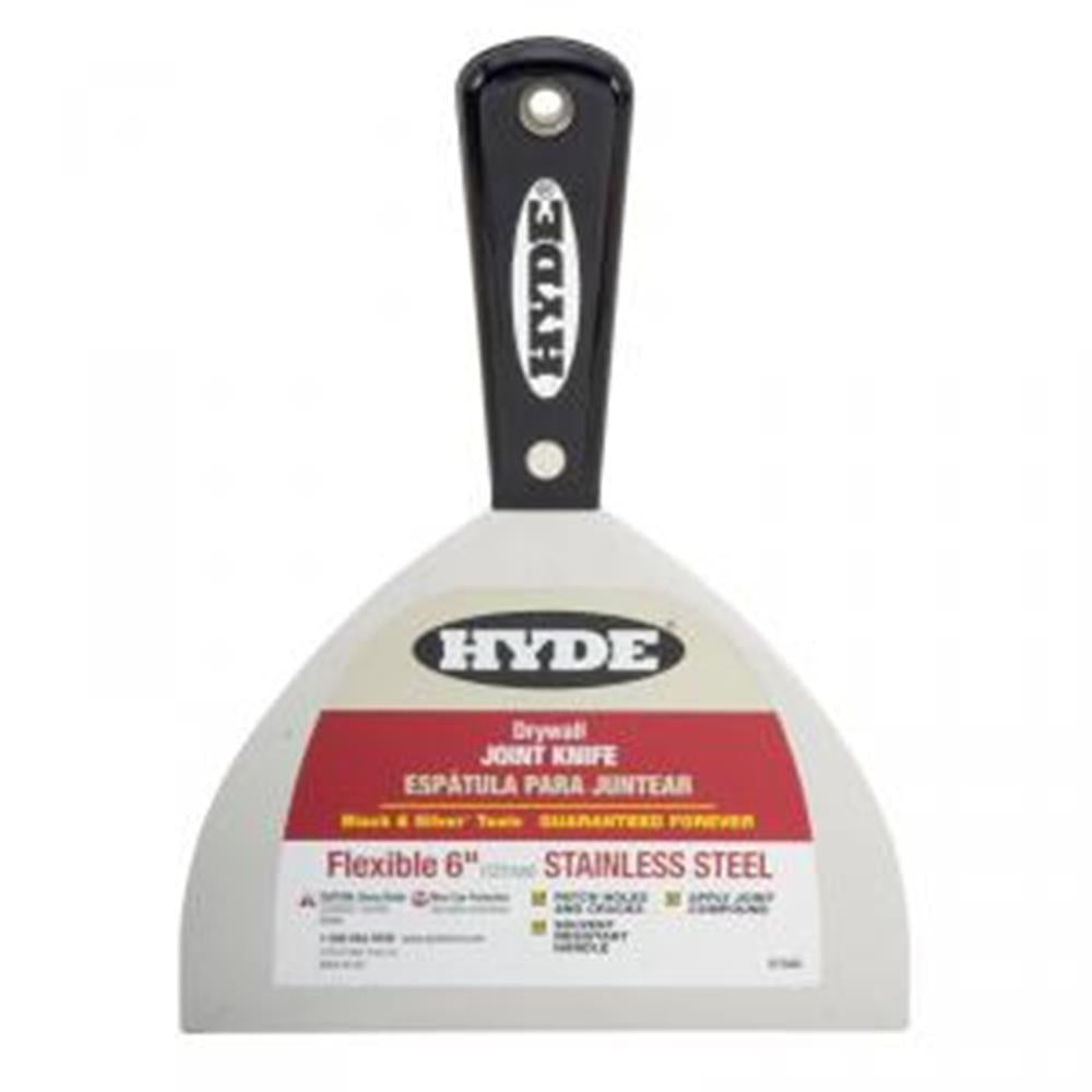 Hyde Flex Stainless Joint Knife 6in