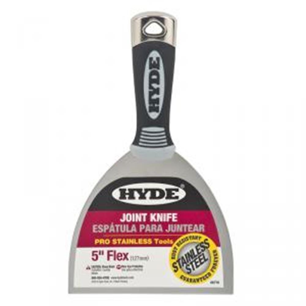 Hyde Pro Stainless Joint Knife 5in