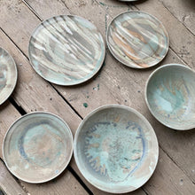 Load image into Gallery viewer, Bowl, matt teal glaze