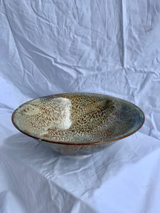 Nebula Reef - Porcelain Fruit Bowl