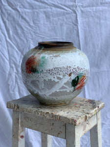 Fruitfully In Bloom - Moon Jar