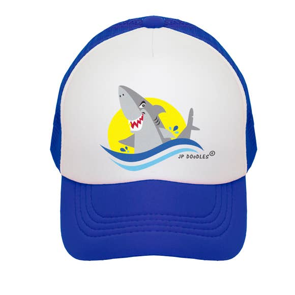 BALL CAP - SHARK