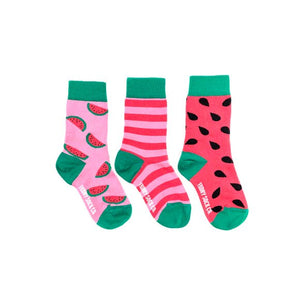 SOCKS - WATERMELONS