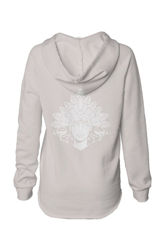 Lightweight Wash Hooded Sweatshirt
