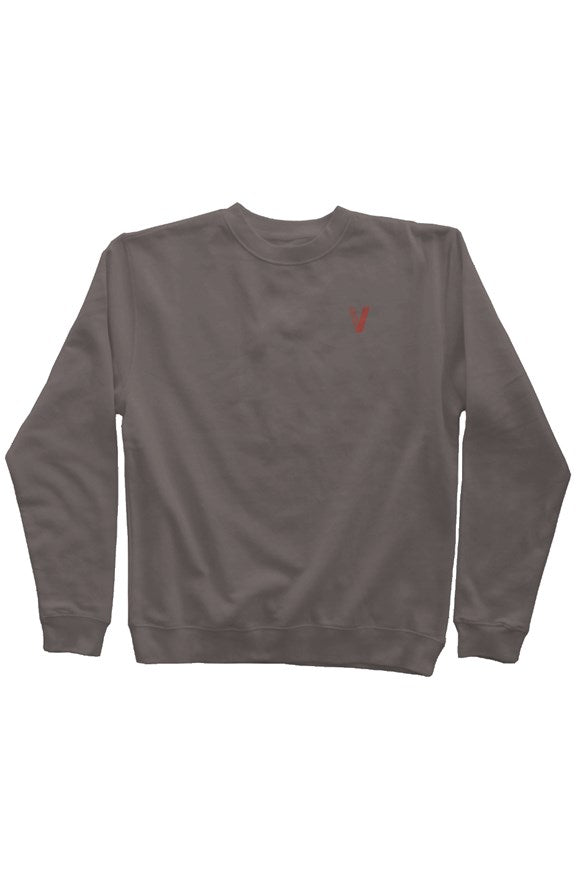 Makeda Pigment-Dyed Crew Neck