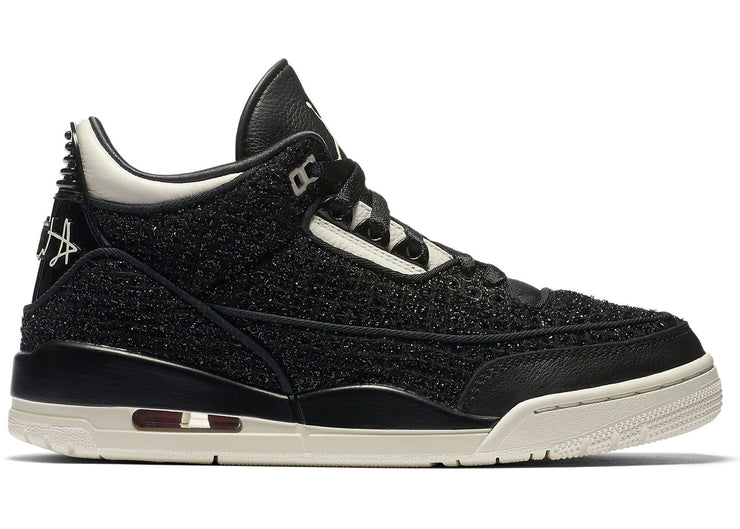 Air Jordan 3 - AWOK (Black)