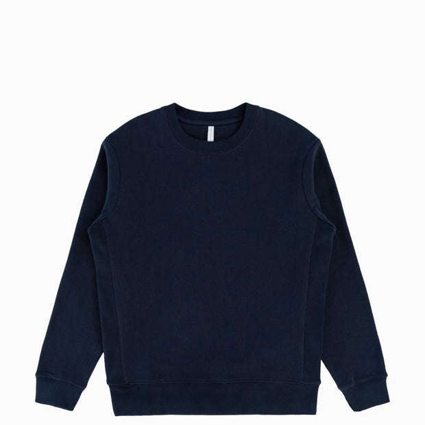 Organic Cotton Crewneck Sweatshirt