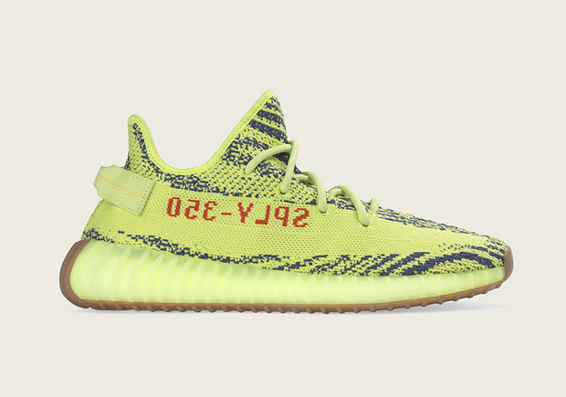 Yeezy BOOST 350 - Frozen Yellow