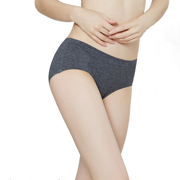 Women Sexy Seamless Cotton Panties