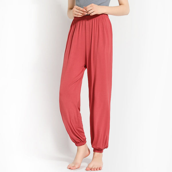 Women's Casual Wild Harem Pants