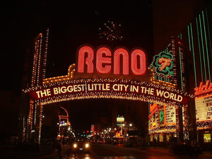 Reno Arch 1987 (Glow In The Dark)