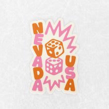 Load image into Gallery viewer, Nevada USA Sticker
