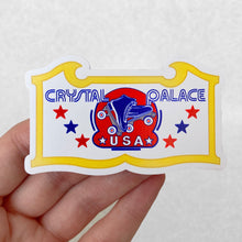 Load image into Gallery viewer, Crystal Palace Magnet