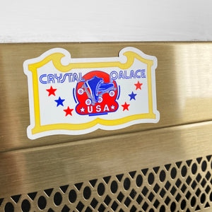Crystal Palace Magnet