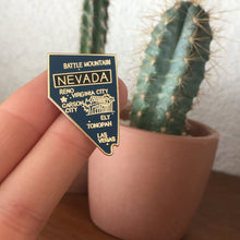 Load image into Gallery viewer, Vintage Nevada Pin