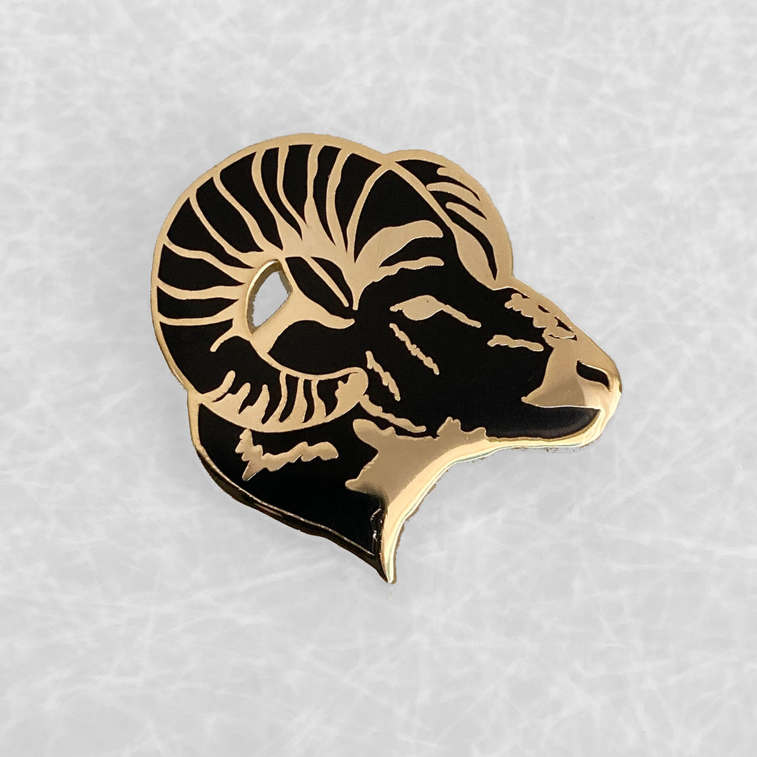 Bighorn Sheep Pin