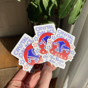 Crystal Palace Sticker