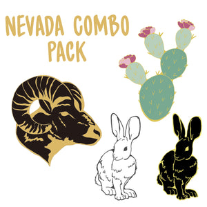 Nevada Combo Pack II