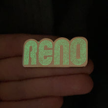 Load image into Gallery viewer, Reno Arch 1987 (Glow In The Dark)
