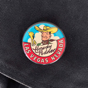 Vegas Vic Button
