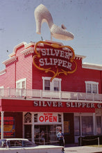 Load image into Gallery viewer, Silver Slipper