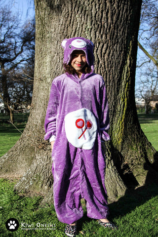 Care Bear (Purple) Onesie