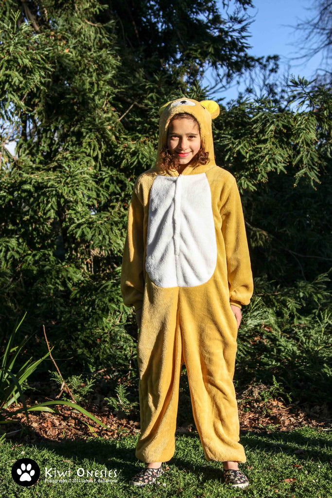 Kids Bear Onesie