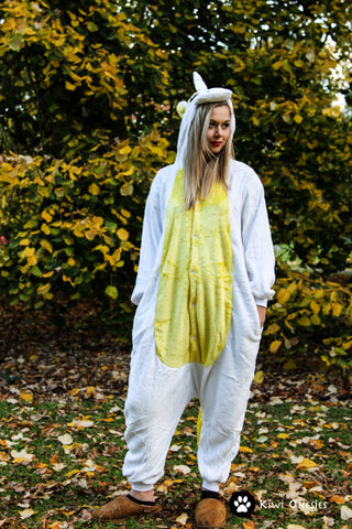 Unicorn (Yellow) Onesie