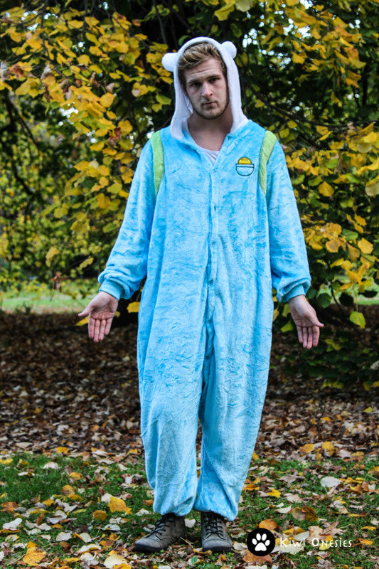 Finn (Adventure Time) Onesie