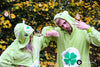 Care Bear (Green) Onesie