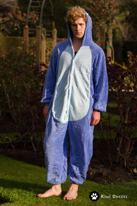 Stitch (Blue) Onesie