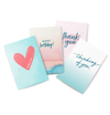 Assorted Bath Bomb Card 4 Pack Bundle