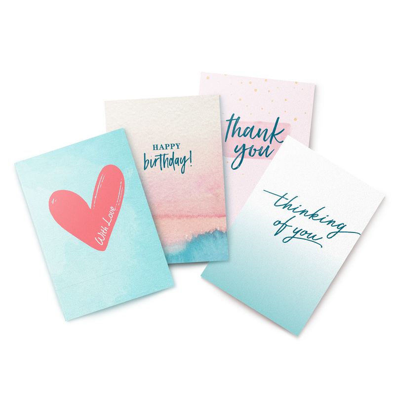 Make Your Own Bath Bomb Card 4 Pack Bundle