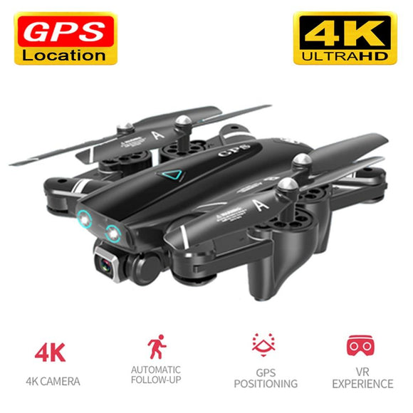Ninja Dragons Powerful 5G WiFi FPV Drone with 4K HD Camera