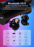 CX2 PowerTube True Wireless Bluetooth Earbuds with 1200mah Battery Power Bank