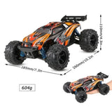 Ninja Dragon Vortex 1/18 4WD RC High Speed Racing Car